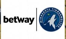 Betway se asocia con Minnesota Timberwolves