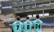 Betway fecha acordo com Surrey County Cricket Club