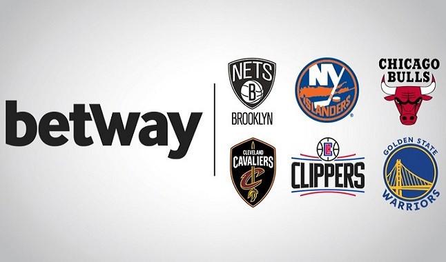 Betway fecha patrocínio com equipes da NBA e NHL
