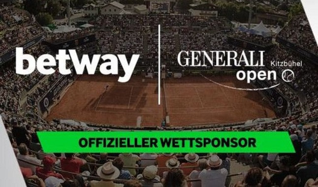 Betway reinforces tennis sponsorship by closing with Generali Open