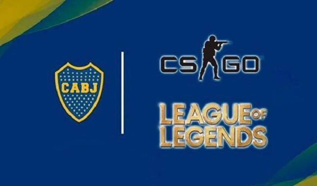 Boca Juniors lanzará equipo de eSports