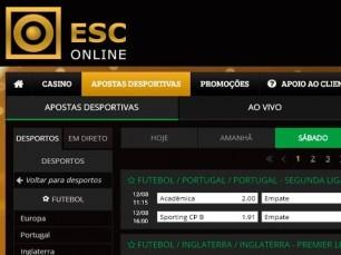 Casino estoril online