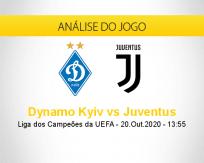 Dynamo Kyiv vs Juventus