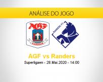 Aarhus vs Randers