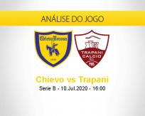 Prognóstico Chievo Trapani (10 julho 2020)