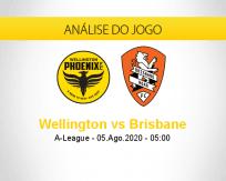 Wellington Phoenix vs Queensland Roar
