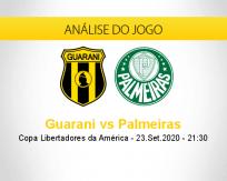 Club Guaraní vs Palmeiras
