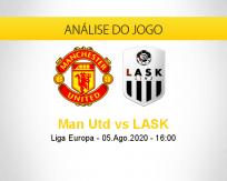 Manchester United vs Linz