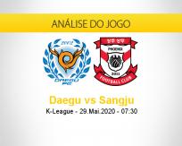 Daegu vs Sangju Sangmu