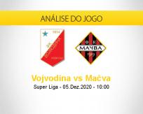 Prognóstico Vojvodina Mačva (05 dezembro 2020)