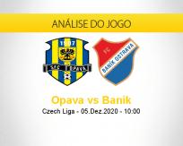 Prognóstico Opava Baník (05 dezembro 2020)