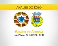 Prognóstico Varzim Arouca (22 setembro 2020)