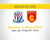 Prognóstico Shenhua Hebei CFFC (03 agosto 2021)