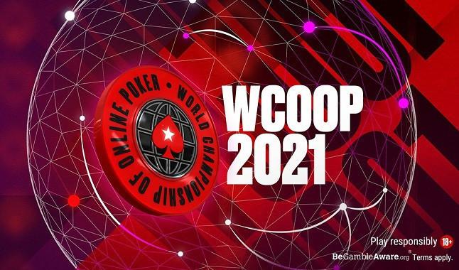 Brasil domina WCOOP 2021