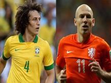 Brasil vs Holanda: emoção até ao último fôlego