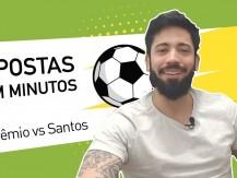 Brasileirão | Grêmio vs Santos (vídeo)