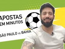 BRASILEIRÃO | São Paulo vs Bahia