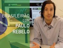 Paulo Rebelo com dicas de apostas no Brasileirão