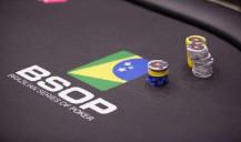 Brasileiro sobe ao pódio do High Roller no BSOP