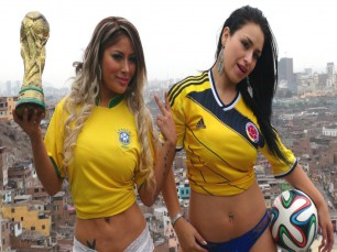 Brasil vs Colômbia: a beleza do futebol em encontro bem disputado e dividido