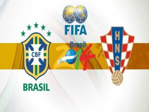 Brasil vs Croácia: Lucro 6 vezes maior em caso de vitória do Brasil