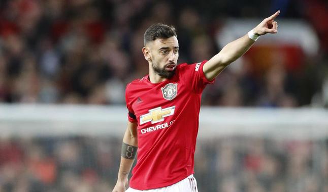O interesse dos apostadores por Bruno Fernandes no Manchester