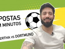 Bundesliga | Hertha Berlin vs Dortmund (vídeo)