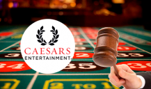 Caesars Entertainment fined with £13 million