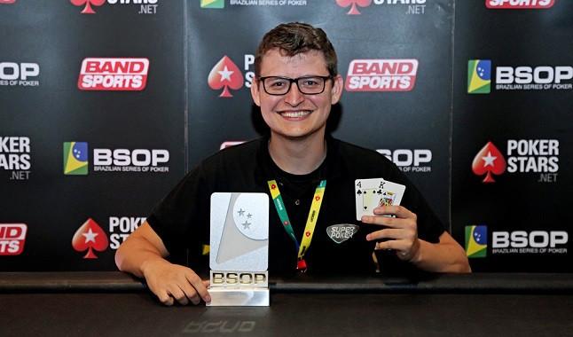 Campeão do Evento #126 da Bounty Builder Series