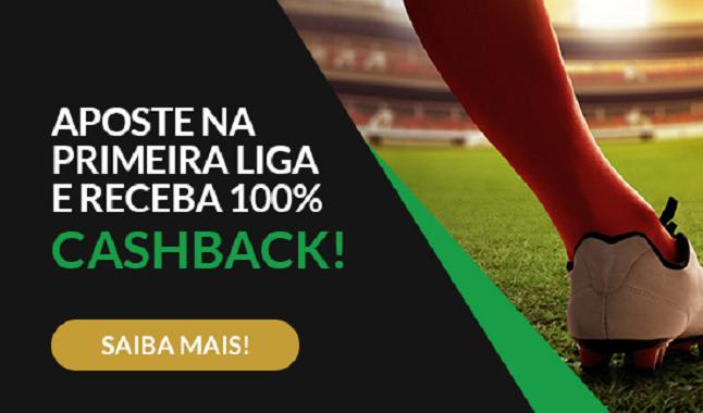 Liga Portuguesa com devolução de dinheiro