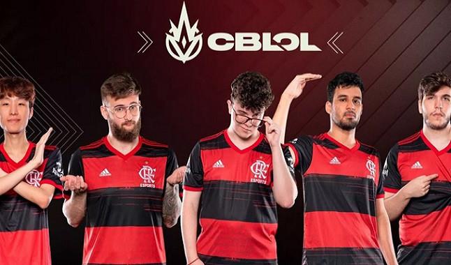 """CBLoL 2021: """"Começou a guerra"""" diz Manager do Flamengo"""