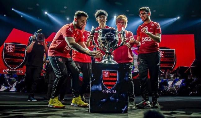 CBLoL 2021: Flamengo vence Netshoes Miners e conquista sexta vitória