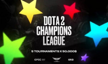 DOTA 2 Champions League Anunciada