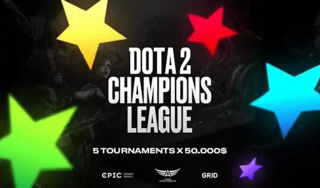 DOTA 2 Champions League Announced