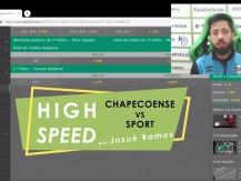 Chapecoense ou Sport? Quem pontua no Brasileirão? (vídeo)