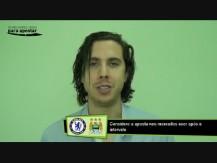 Chelsea vs Manchester City - 27.Out.2013 16h00 - Crónica os melhores jogos para apostar