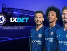 1xbet com acordo de patrocínio para Barcelona, Liverpool e Chelsea