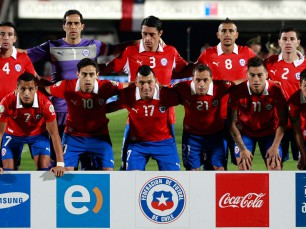 Análise à Seleção do Chile de Alexis Sánchez, Gary Medel e Arturo Vidal