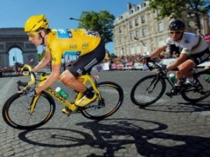 Ciclismo Olímpico: Cavendish e Wiggins formam dupla de sonho