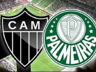 Atlético Mineiro vs Palmeiras - Aposta sem risco de R$50