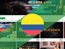 Colômbia libera casino online ao vivo e liquidez global de poker