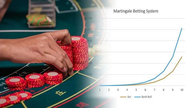 Cómo funciona la estrategia de apuestas Martingala