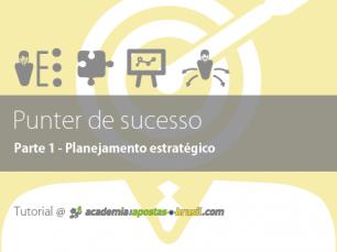 Como ser um punter de sucesso: Planejamento Estratégico (1/3)
