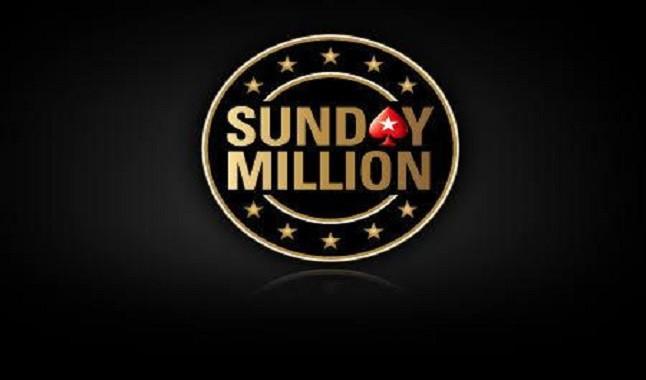 Confira como foi a mesa final do Sunday Million