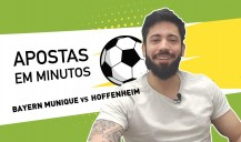 Copa da Alemanha - Bayern Munique vs Hoffenheim (vídeo)