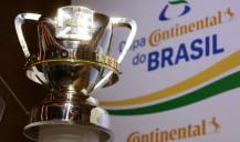 Copa do Brasil: definidos os confrontos da primeira fase