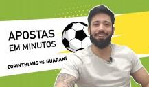 Copa Libertadores - Análise ao Corinthians vs Guaraní (vídeo)