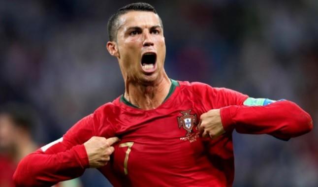 Cristiano Ronaldo and the Euro 2021