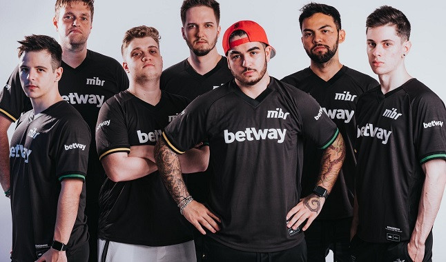 Betway strengthens partnership with MIBR