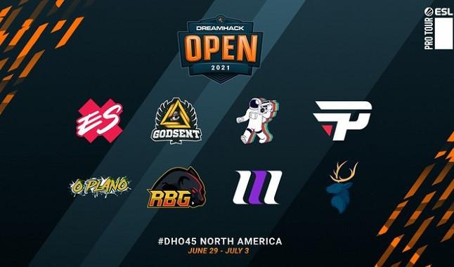 CS:GO: O PLANO avança para as semifinais da DreamHack Open 45 North America